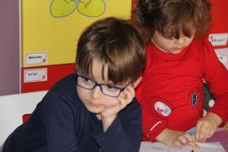 Alexandru, micul cercetător
